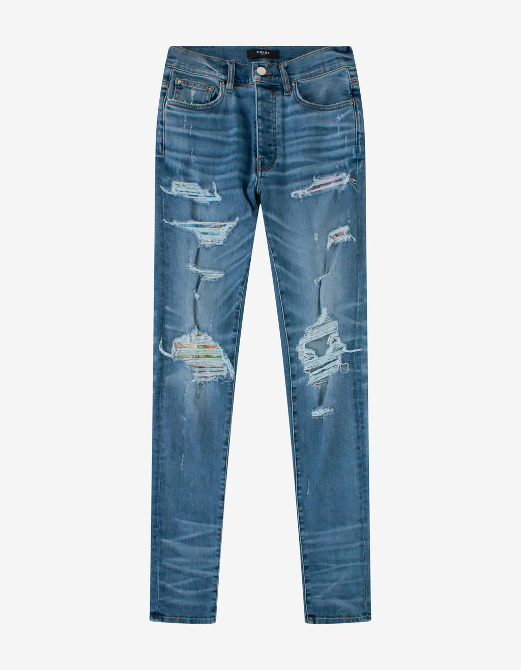 Hawaiian Patch Rosebowl Jeans