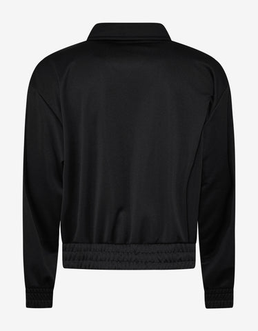 Amiri Black Knit Track Jacket