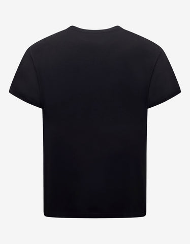 Amiri Black Players Club T-Shirt