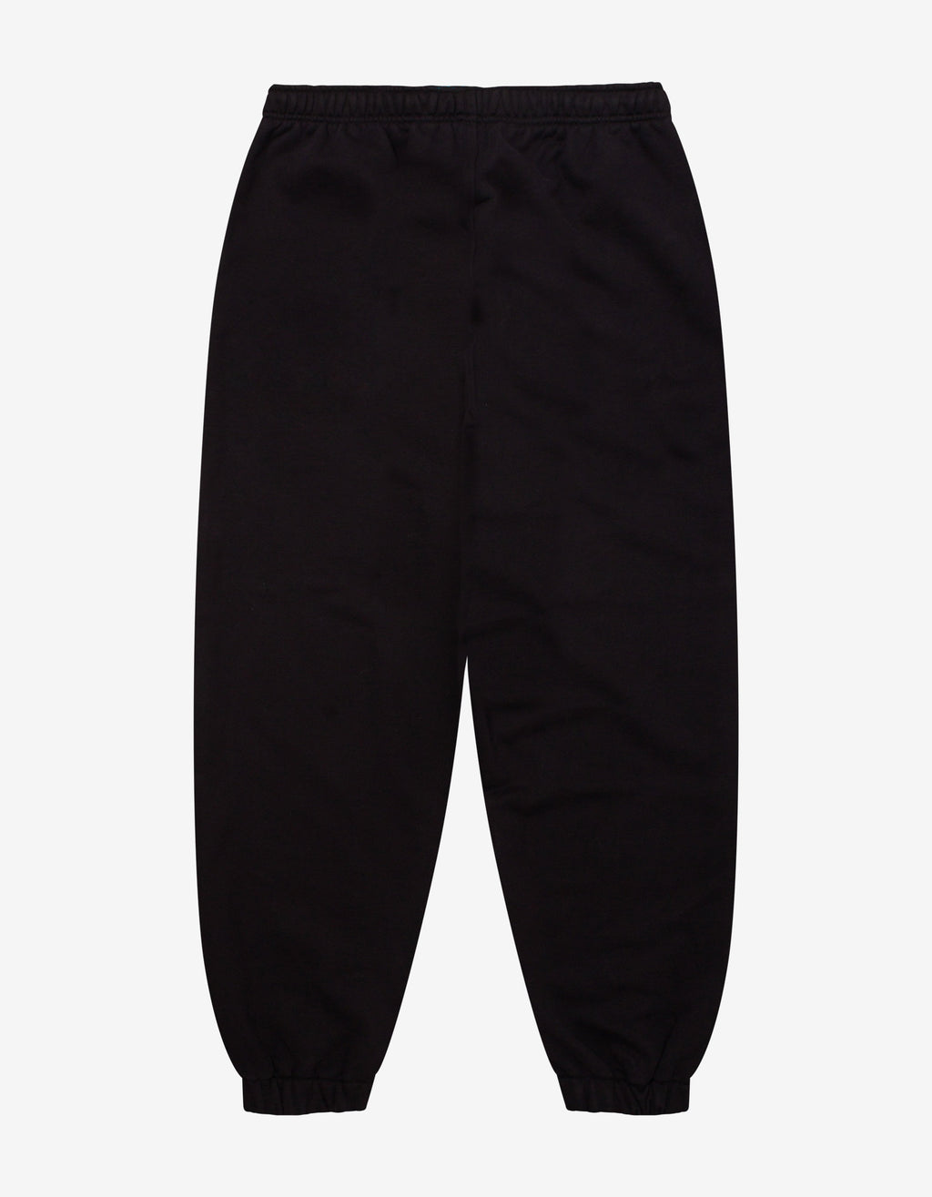 Black Gym Wear Sweat Pants