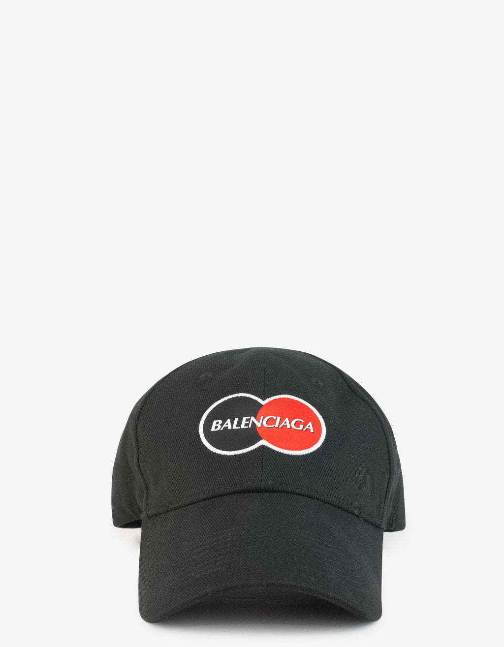 Black Uniform Baseball Cap -