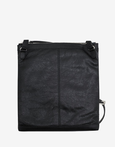 Balenciaga Arena Leather Messenger Bag