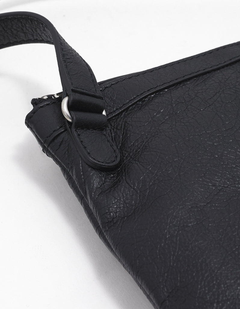 Arena Leather Messenger Bag