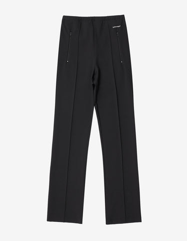 Balenciaga Black Copyright Logo Pants