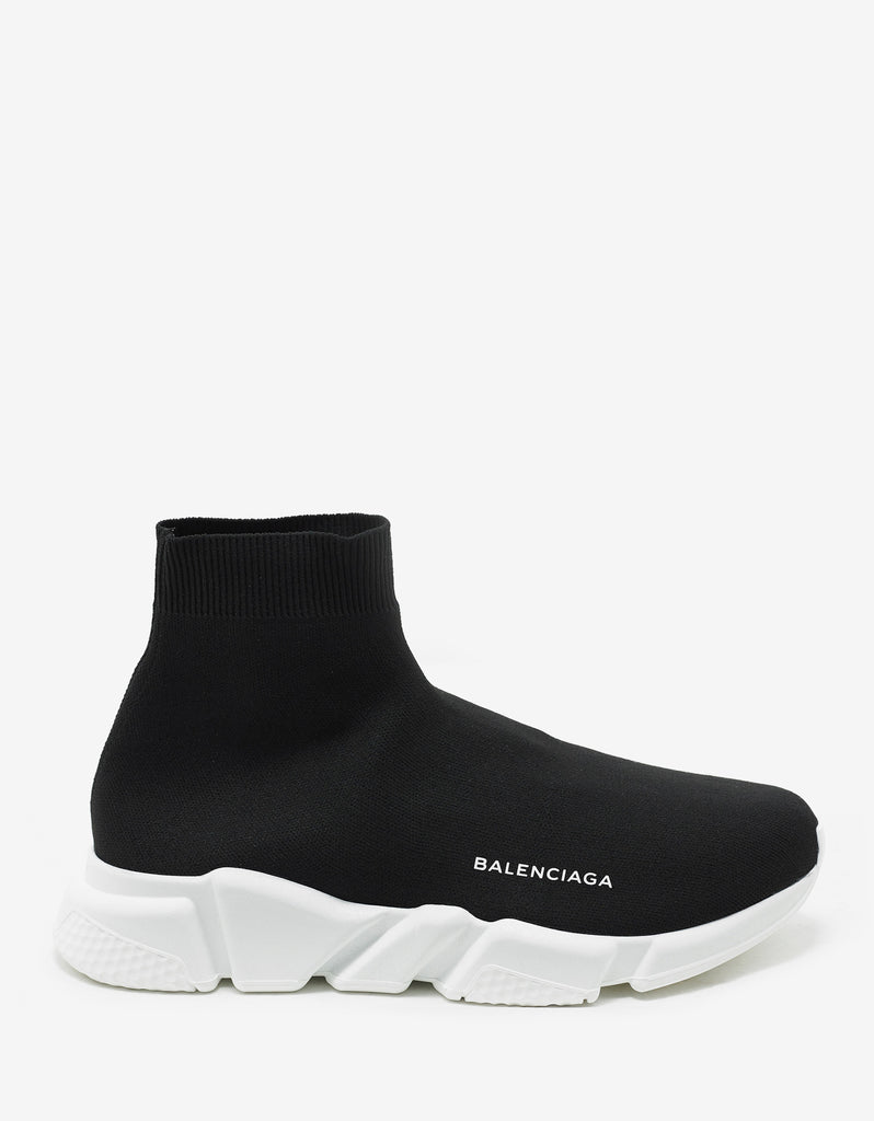 Black Speed Trainers