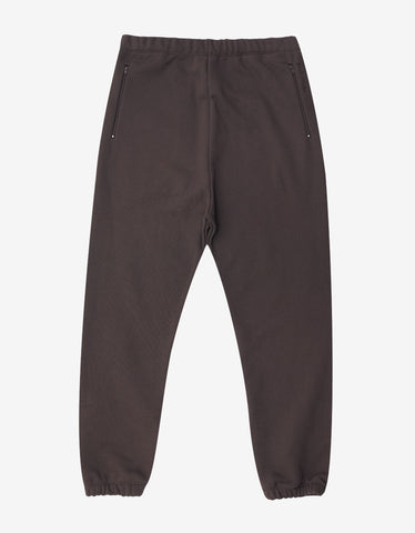 Balenciaga Brown Sweat Pants
