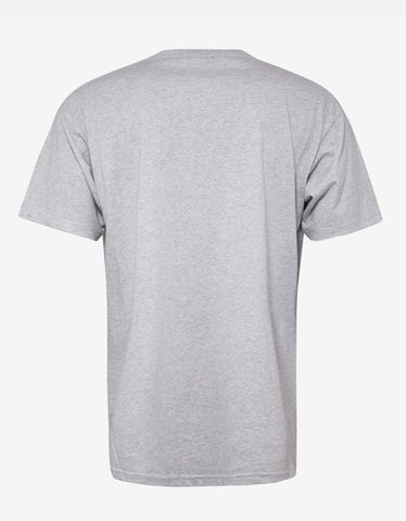 Balenciaga Grey Copyright Logo Oversized T-Shirt