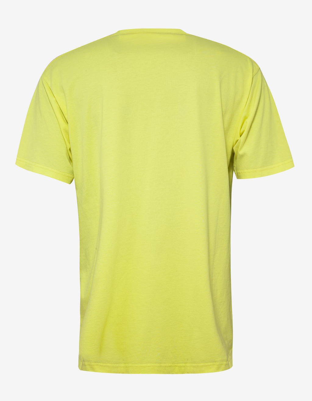 Yellow Power of Dreams Print T-Shirt