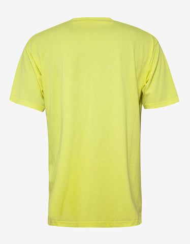 Balenciaga Yellow Power of Dreams Print T-Shirt