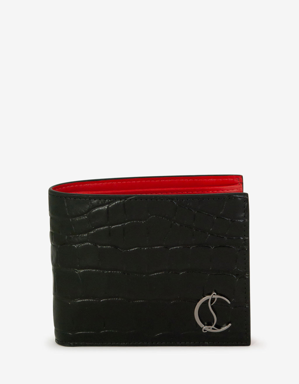 Coolcard Alligator Embossed Leather Billfold Wallet