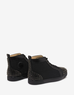 AC Lou Spikes 2 Flat Spikes High Top Trainers -