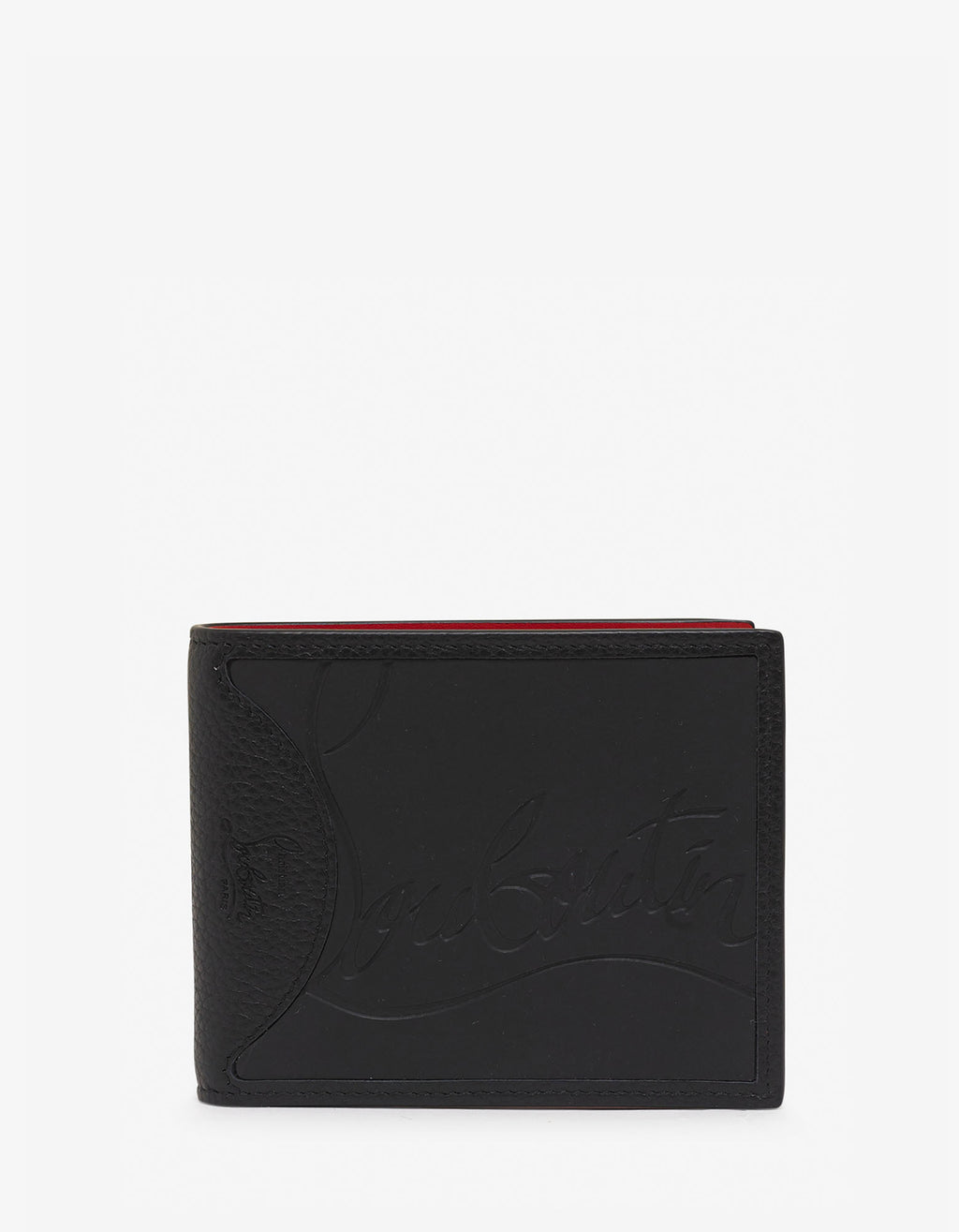 Coolcard Sneakers Sole Black Billfold Wallet
