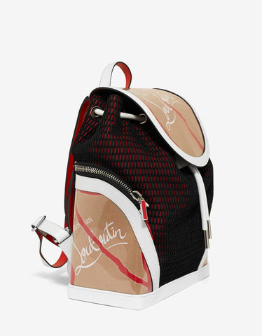 Christian Louboutin Explorafunk Kraft Loubi Backpack