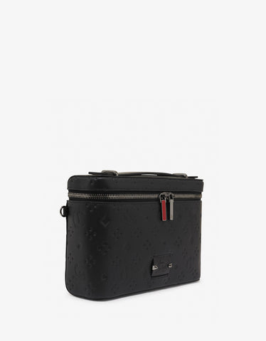 Kypipouch Loubinthesky Black Leather Bag