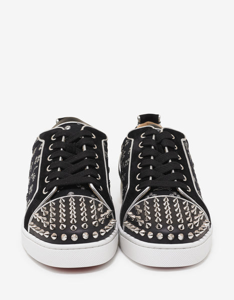 new arrivals 87037 2675e Louis Junior Spikes Orlato Flat Loubi In The Sky Trainers