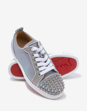 Louis Junior Spikes Orlato Nirvana Iridescent Trainers