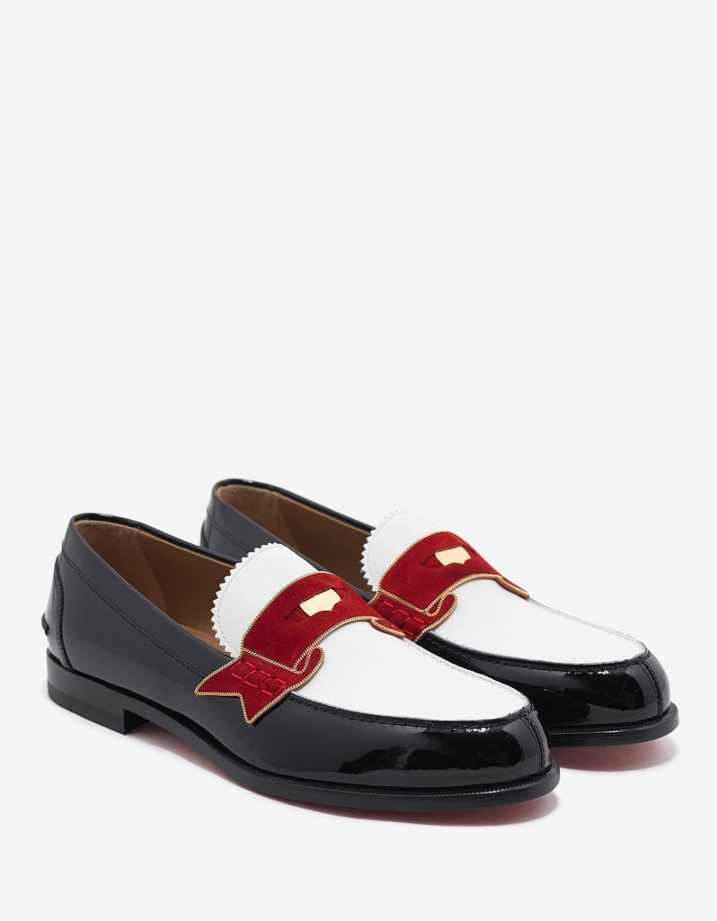 Christian Louboutin Loafers maron