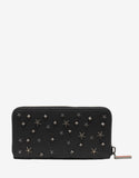Panettone Black Loubacademy Trashmix Leather Wallet