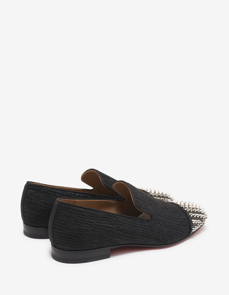 Spooky Suede Leather Crosta Shower Loafers