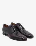 Top Daviol Flat Indiana Derby Shoes