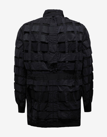 Christopher Raeburn Remade Airbrake Black Field Jacket