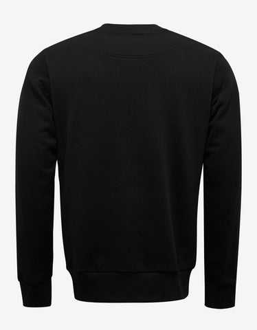 Christopher Raeburn Remade Airbrake Black Sweatshirt