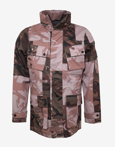 Christopher Raeburn Save The Duck Camouflage Shell Jacket