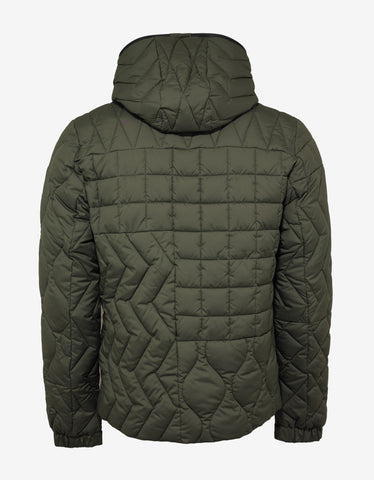 Christopher Raeburn Save The Duck Khaki Padded Jacket