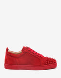 Louis Junior Spikes Rougissime Suede Trainers