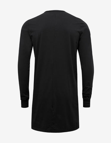 DRKSHDW by Rick Owens Black LS Level T-Shirt