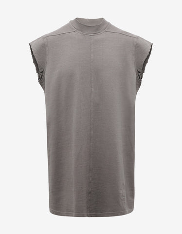 DRKSHDW by Rick Owens DNA Dust Jumbo Sleeveless Sweatshirt