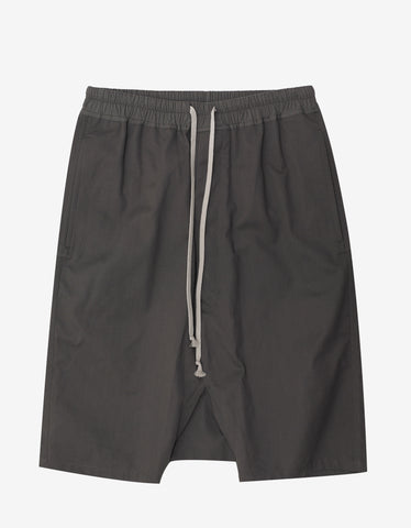 DRKSHDW by Rick Owens Dark Dust Grey Pods Shorts