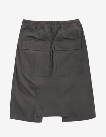 DRKSHDW by Rick Owens Pods Dark Dust Shorts