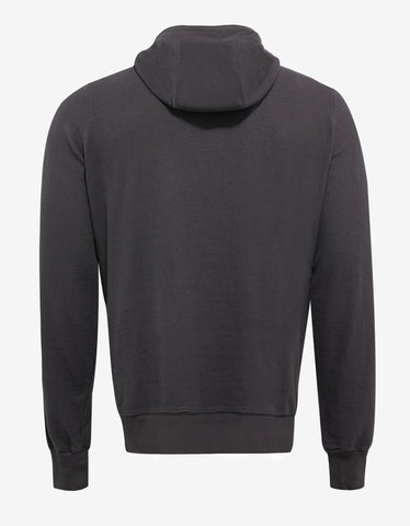 DRKSHDW by Rick Owens Dark Dust Grey Bullet Hoodie