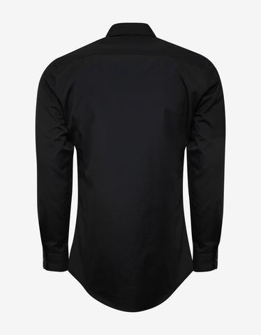 Dsquared2 Black Logo Tape Shirt