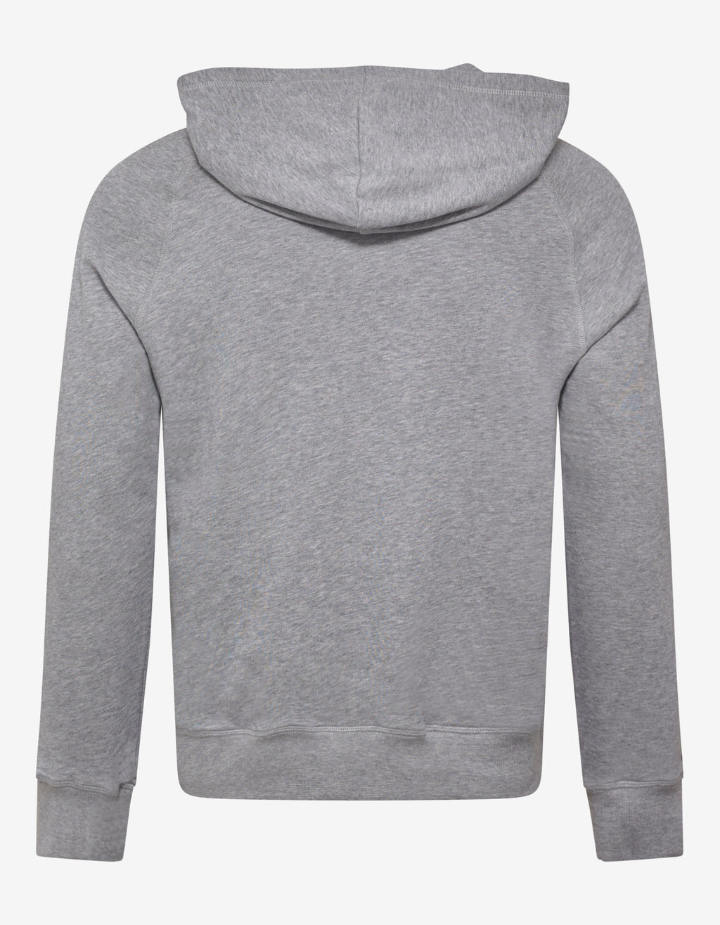 Grey Dsquared2 Logo Tape Hoodie