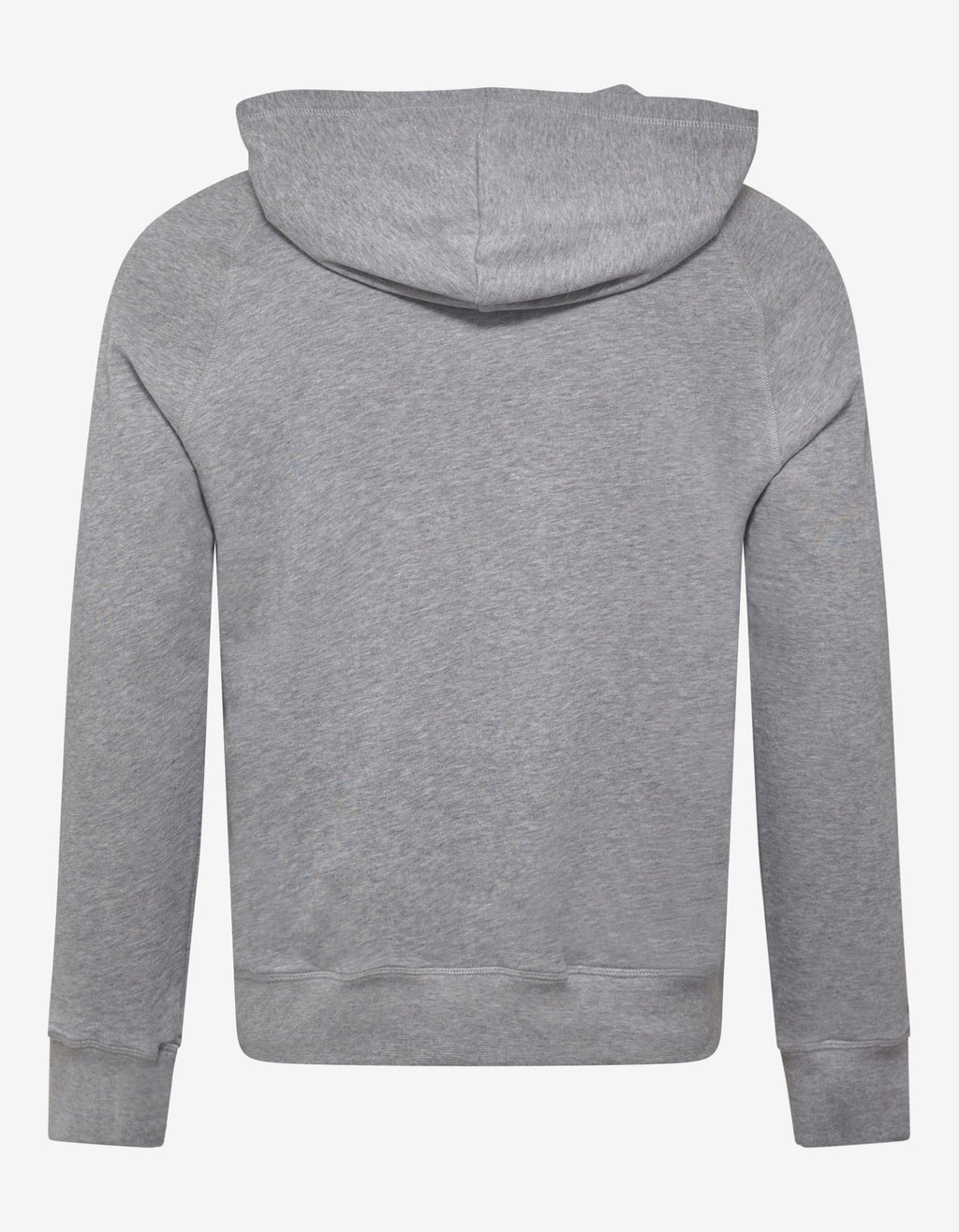 Grey Dsquared2 Logo Tape Hoodie -
