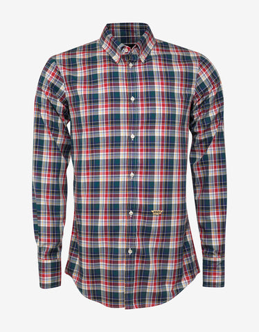 Dsquared2 Multi-Check Shirt