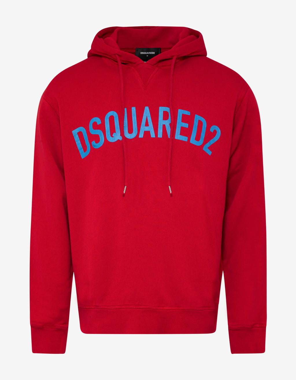 Red Dsquared2 Print Hoodie