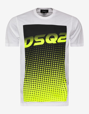 Black DSQ2 Yoke T-Shirt