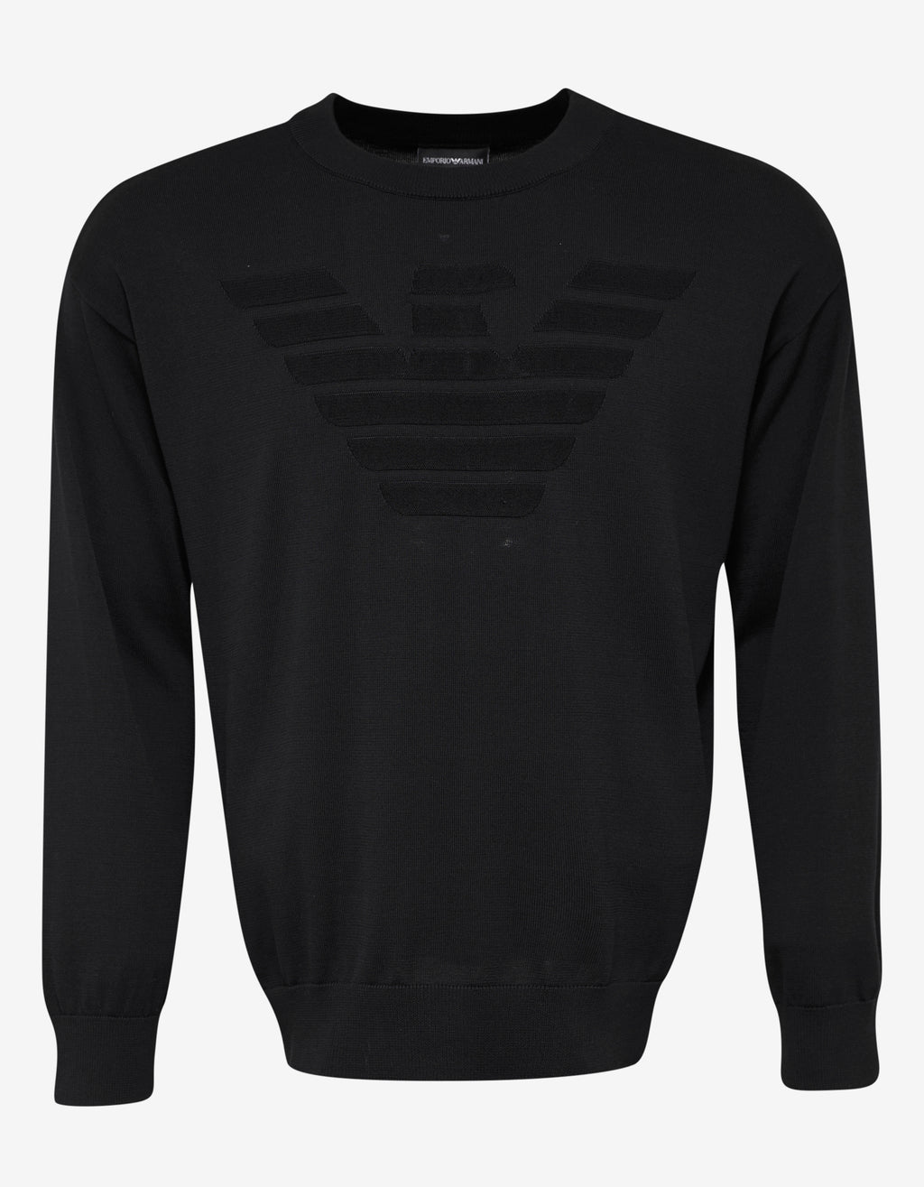 Black Eagle Logo Sweater