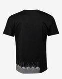 Black Cactus Graphic Print T-Shirt