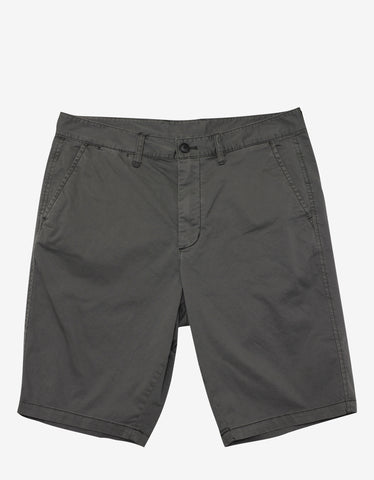 Emporio Armani Grey Chino Shorts