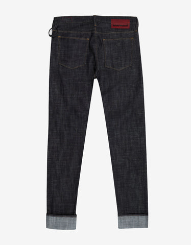 Emporio Armani Indigo Slim Fit Denim Jeans