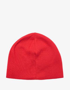 Red Eagle Logo Beanie Hat