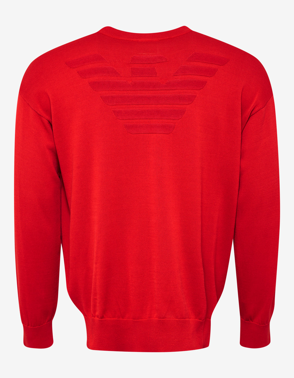 Red Eagle Logo Sweater