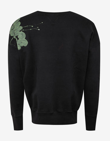 Faith Connexion Black Tag Sweatshirt