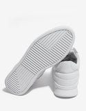 Jasper White Low Top Trainers