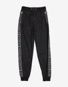 Black 4G Logo Band Sweat Pants