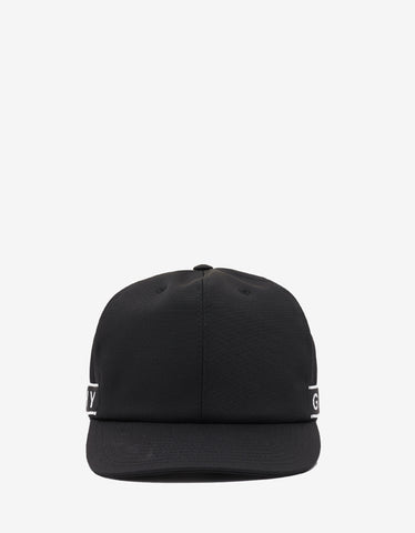 Givenchy Black 4G Logo Cap